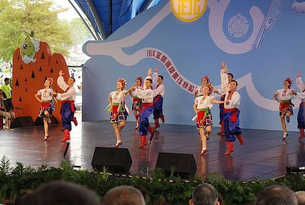 烏克蘭青年舞團