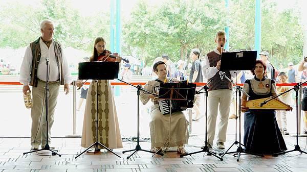 立陶宛樂團