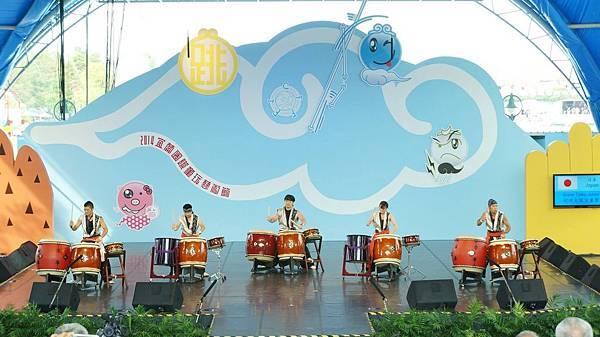 日本青少年鼓團
