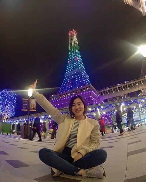 路氹 巴黎人—艾菲爾鐵塔