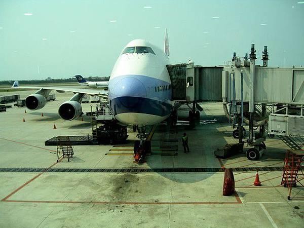 華航CI031