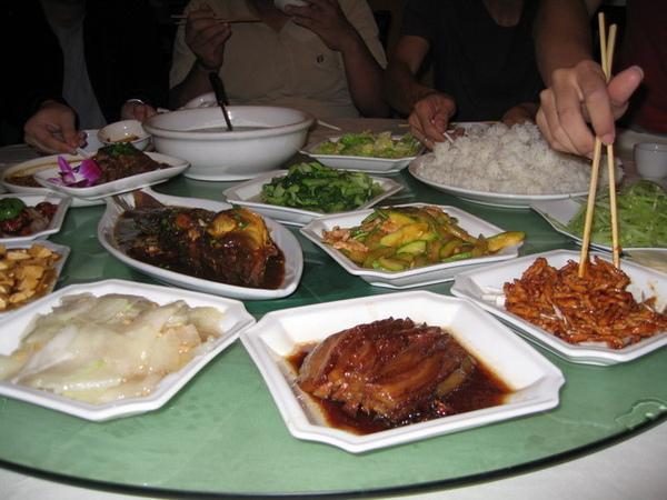 北京的最後午餐