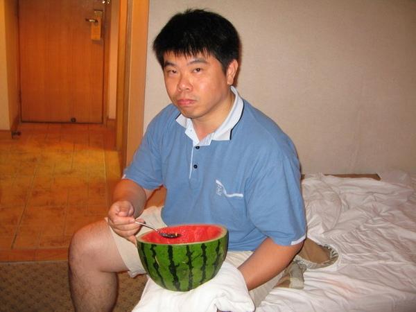 SOGO超市的西瓜