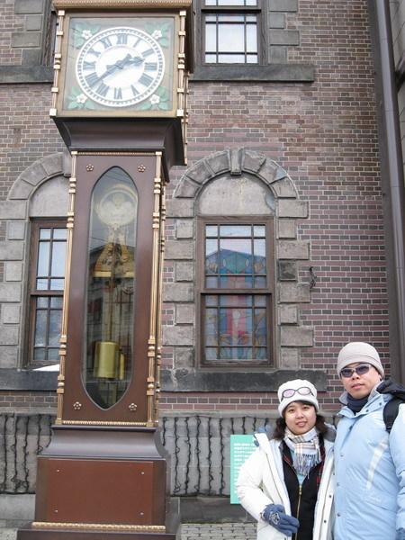 小樽市蒸氣鐘