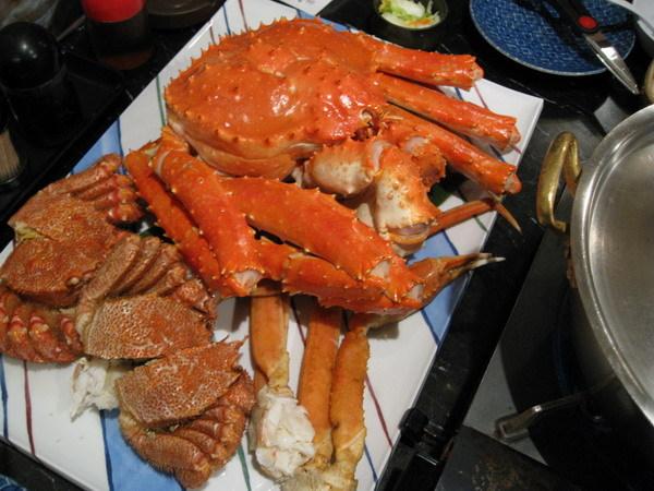 三大蟹吃到飽