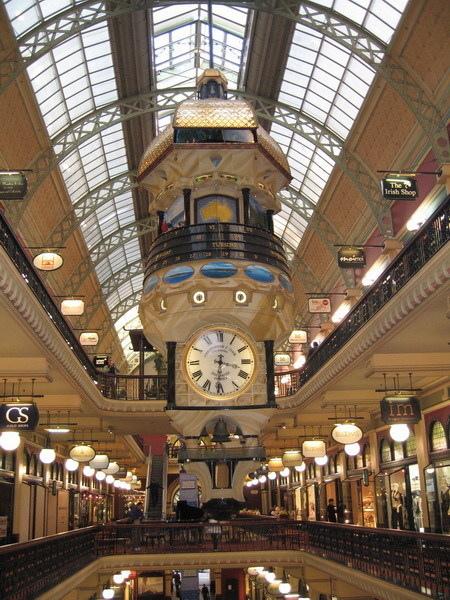 雪梨QVB購物中心