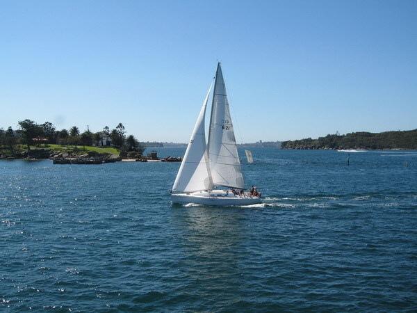 雪梨港灣遊艇