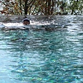 涵碧樓游泳池