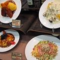 福岡 Bivi百貨大樓6F的Dish主題餐廳