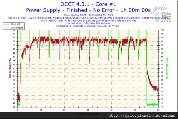 T67-Temperature-Core #1