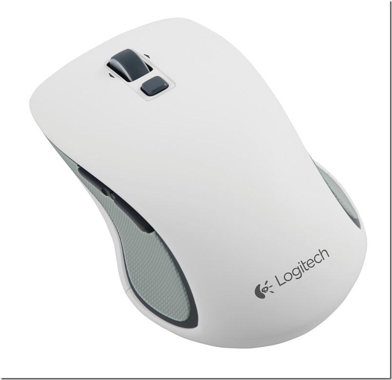羅技無線滑鼠M560(白)_產品圖(1)