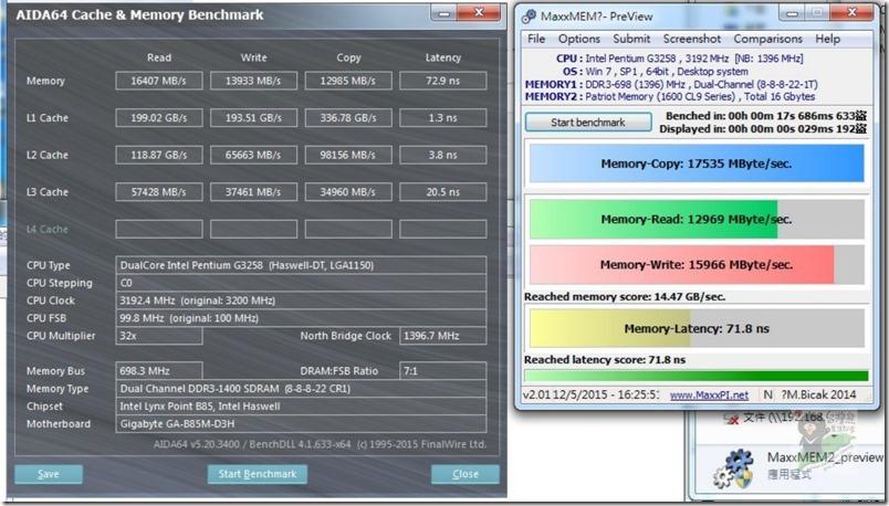 B30 完全預設DDR31333