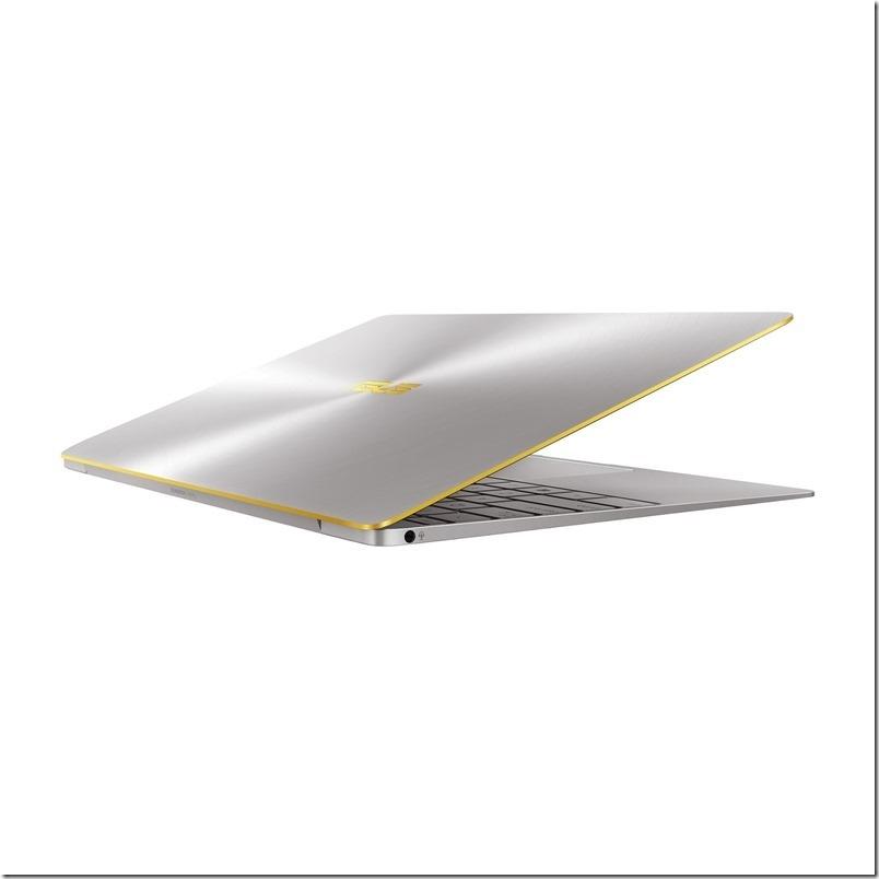 ASUS ZenBook 3_石英灰