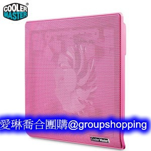 Cooler Master Notepal i100 筆電散熱墊-粉紅