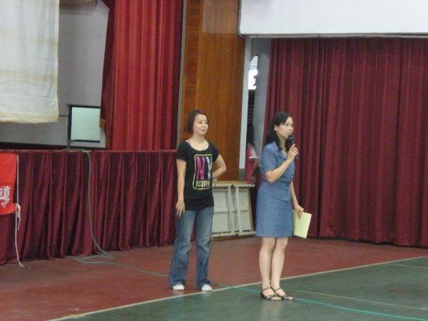 活動講師與家職輔導老師