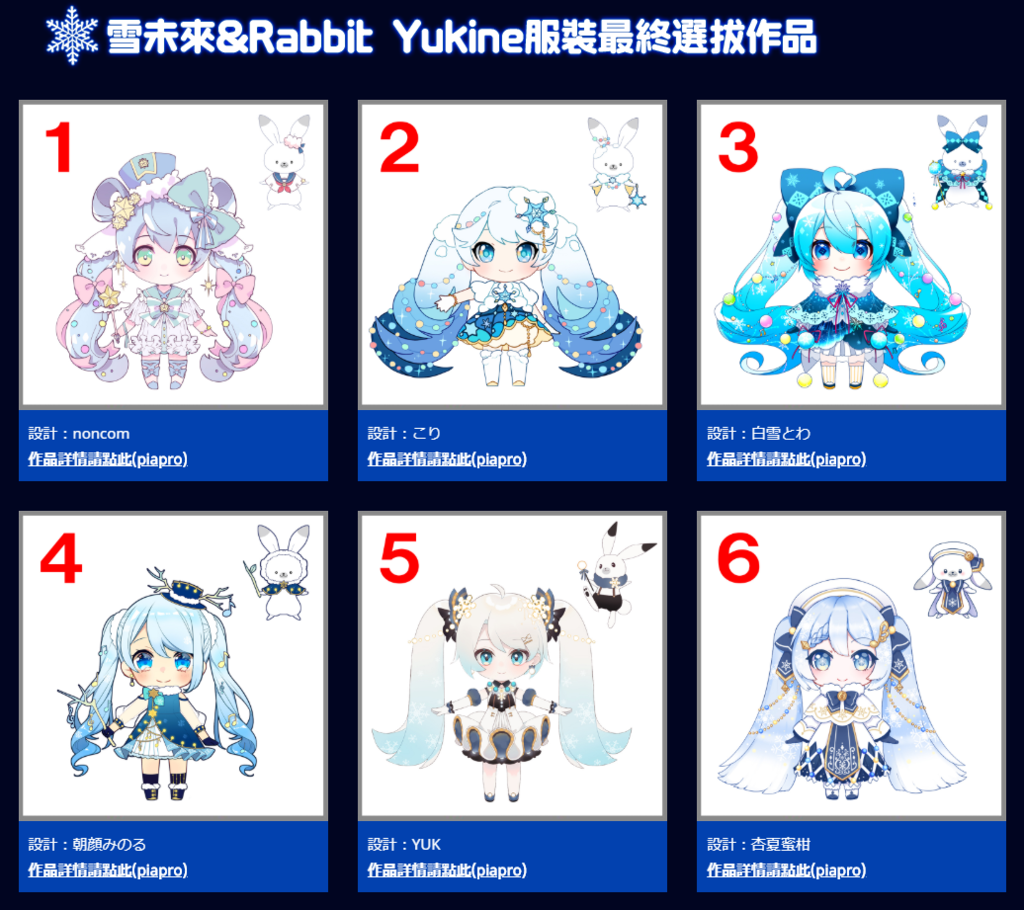 2021年 雪未來&Rabbit Yukine服裝投票頁面2.png
