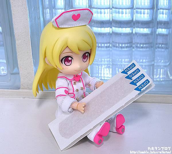 黏土娃 服裝套組 護士服(White)03.jpg
