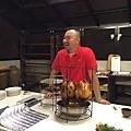 農場烤桶子雞!!