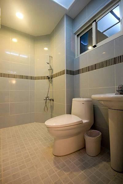 秋物語浴室