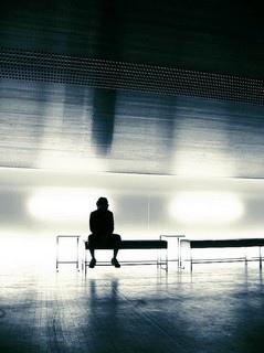 獨自的等待