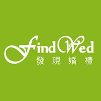 發現婚禮logo