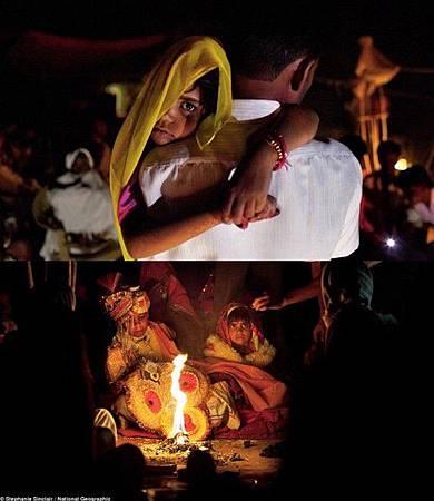 印度童婚─娃娃新娘5歲被迫嫁人.jpg