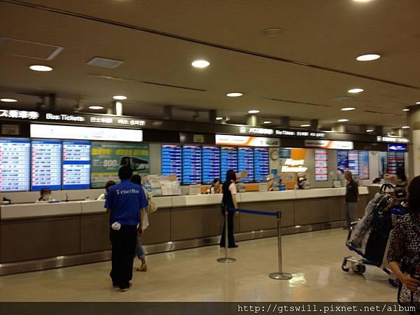 又見面了,成田機場