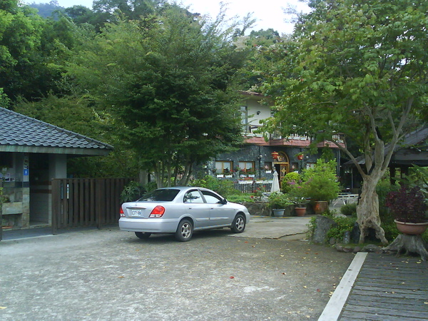 豐山的民宿