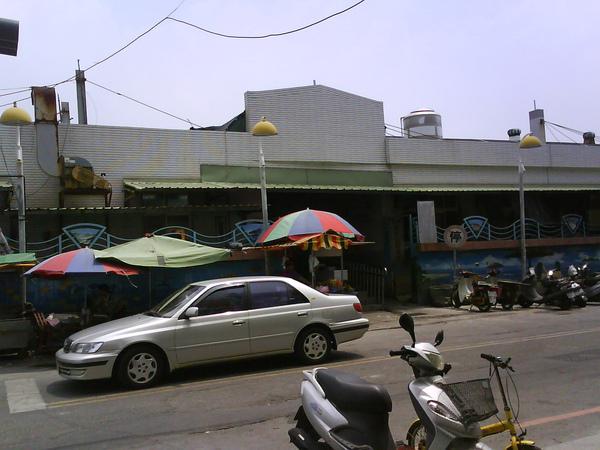雲嘉南--布袋漁市