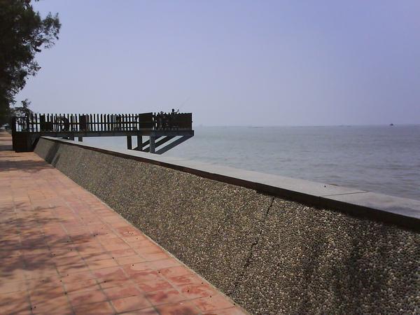雲嘉南--東石漁人碼頭