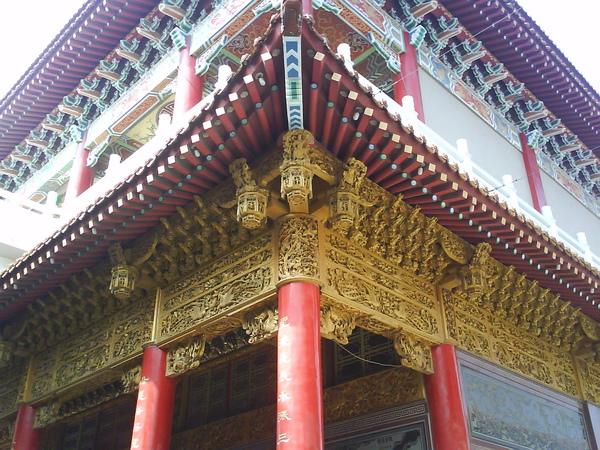 雲嘉南--鹿耳門聖母廟