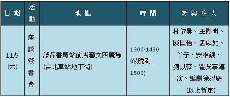 1105_座談會活動