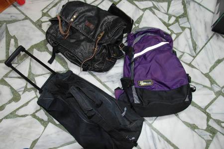 John準備 關島旅行 - 攝影器材篇