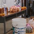 製作環保酵素的材料及用具