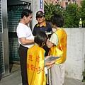 發放平安米-上林村 4