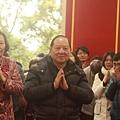 師父進入禪寺