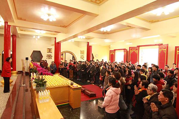 洋蓮老師講述 觀世音菩薩聖誔由來
