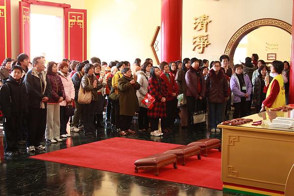 文山區靈修會