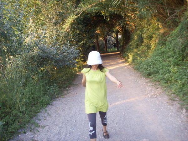 走著走著就發現了這個海邊自然小公園
