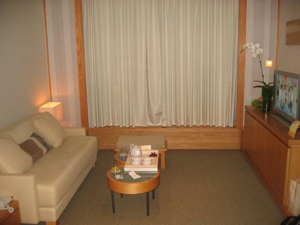 日式的客廳