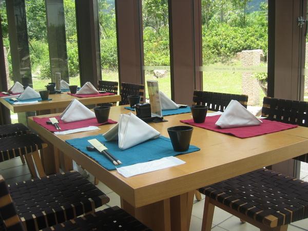 岩波庭日式餐具