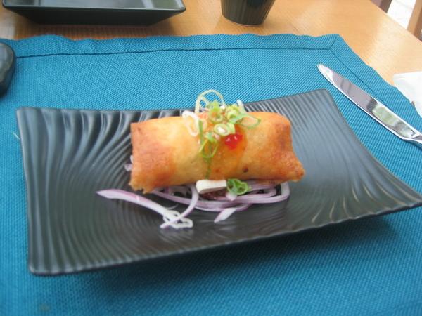 很精緻的料理 ^ . ^