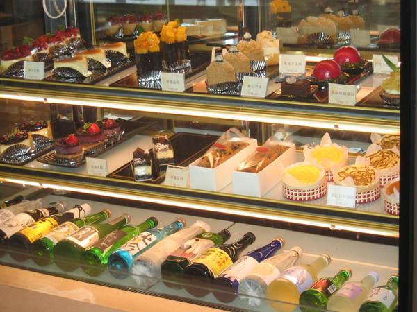 醴泉大廳酒吧提供的甜點.jpg.jpg