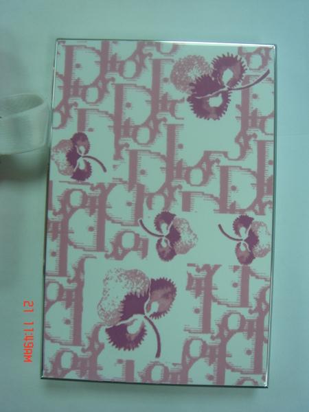 DIOR 俏女郎迷妝盤-紫羅蘭限定版 超迷人的