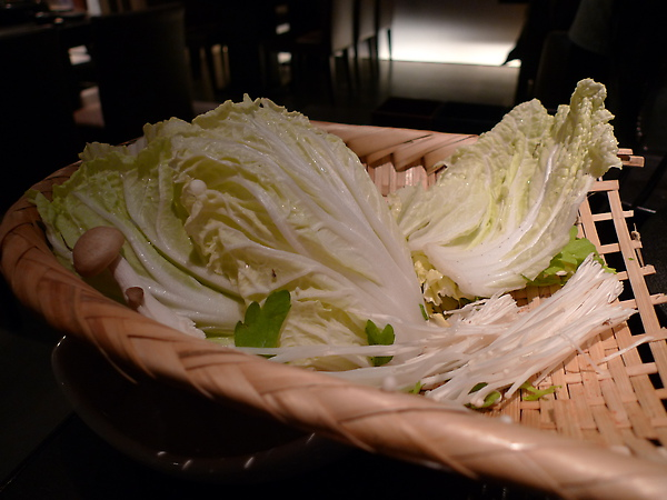 肥美的大白菜