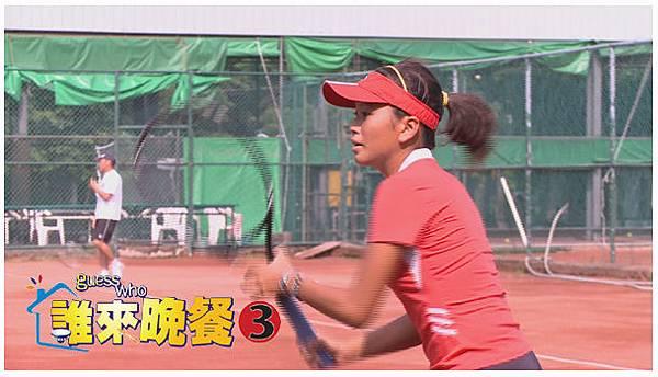 #51孩子,我要你當網球明星