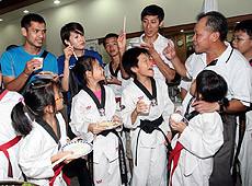 #21 跆拳大家庭