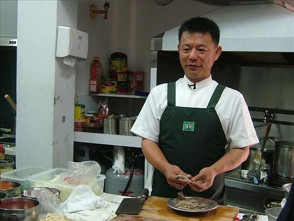 晚餐2#45台南老男孩