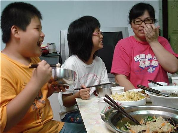 晚餐2#40萬里伯母