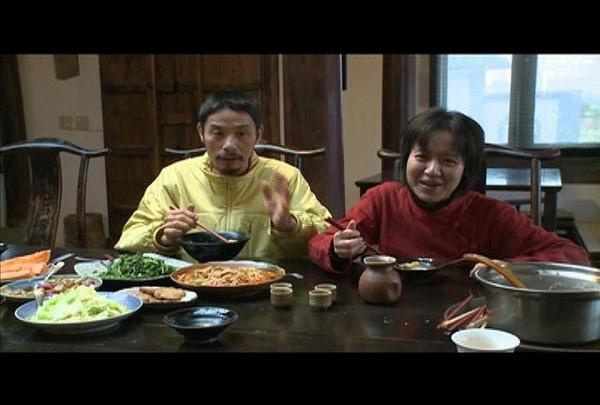 晚餐2#4文華與雪情的移動古厝